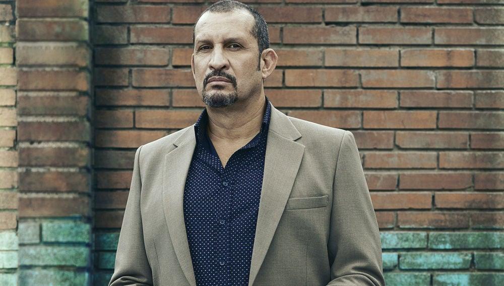 Fernando Solórzano es Quitombo en 'Perdida'