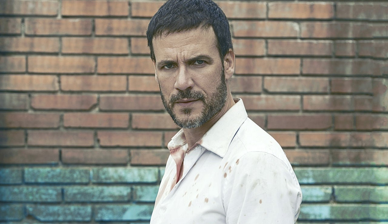 Daniel Grao es Antonio en 'Perdida'