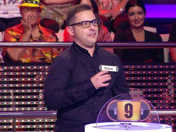 Un concursante de '¡Ahora caigo!' revela el curioso motivo por el que le llaman 'Pechos'