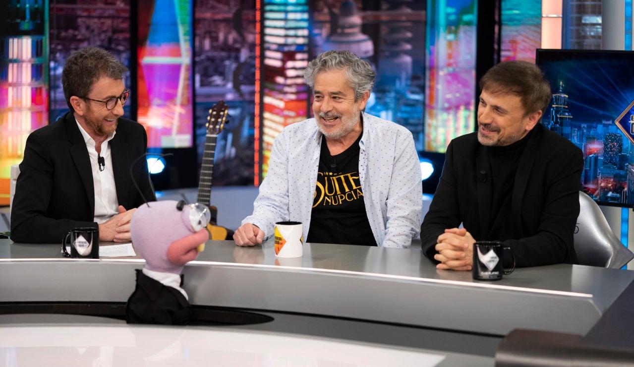 ¿La risa o los orgasmos? José Mota y Carlos Iglesias confiesan sin qué no podrían vivir