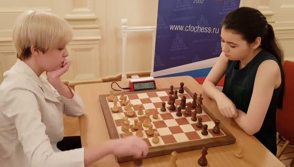 La polémica segregación de hombres y mujeres en el Mundial de ajedrez