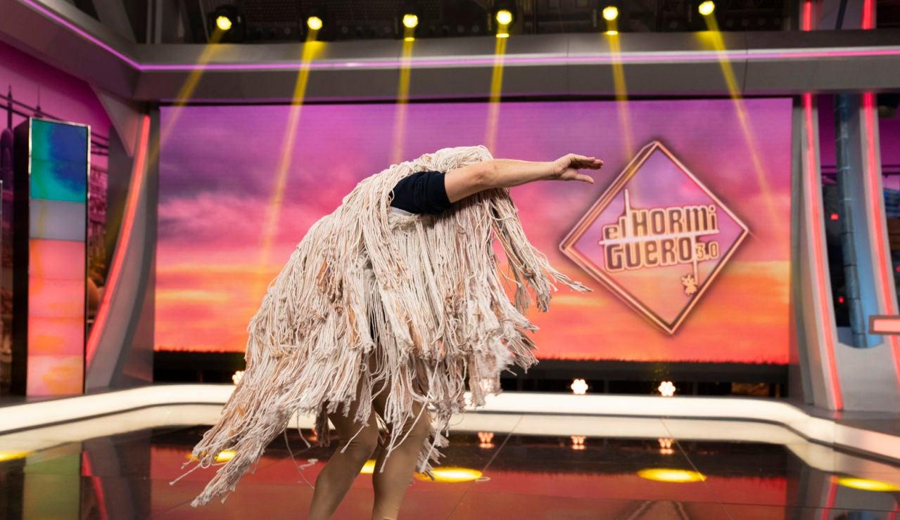 La ingeniosa performance de El Monaguillo en 'El Hormiguero 3.0'