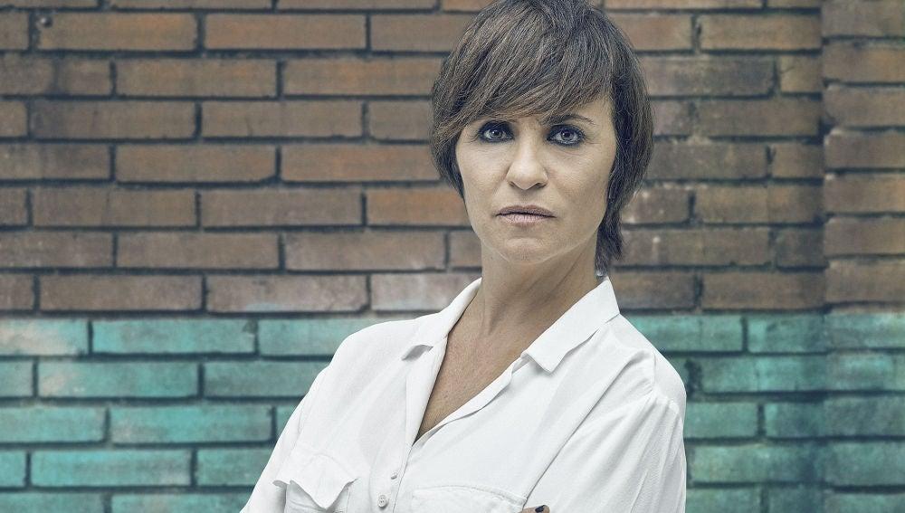 Melani Olivares es Eva en 'Perdida'