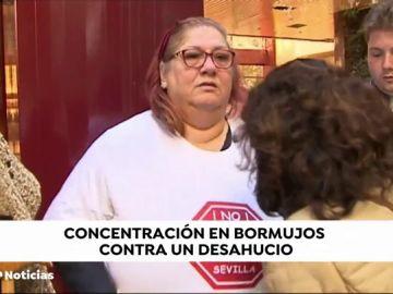 El próximo sábado se desahuciara a Dolores, la mujer discapacitada a la que el banco le reclama 20.000 euros