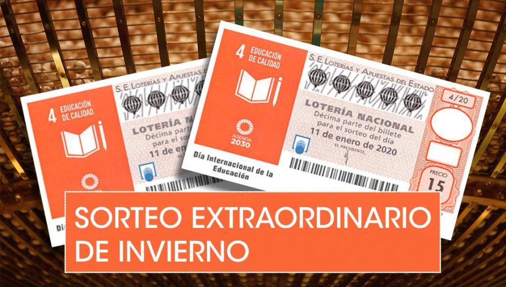 Sorteo Extraordinario de Invierno Lotería Nacional 2020: Comprobar resultado del sorteo de hoy sábado 11 de enero