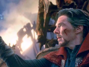 Doctor Strange en 'Vengadores: Infinity War'
