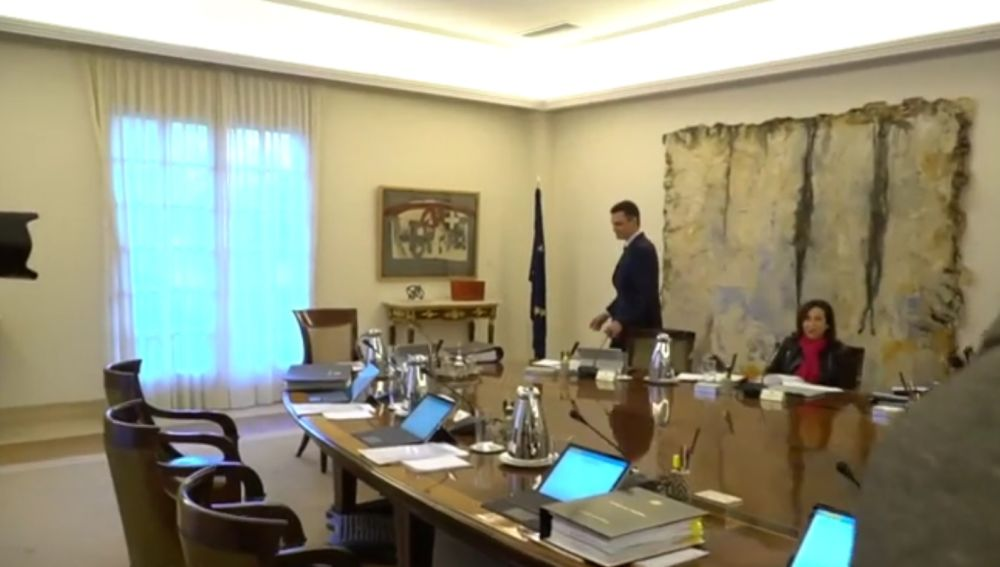 El ejecutivo de Pedro Sánchez comenzará a trabajar el próximo viernes 17 de enero