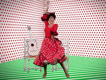 Rocío Madrid convertirá 'Tu cara me suena' en una fiesta flamenca