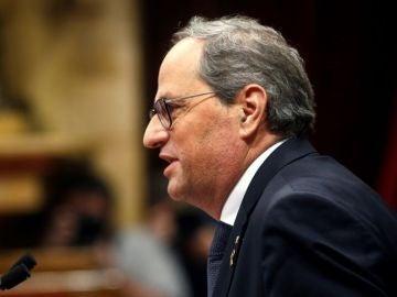 "A3 Noticias 1 (10-01-20) Quim Torra: ""Sigo siendo diputado y presidente de Cataluña"""
