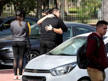 Matanza en un instituto de México