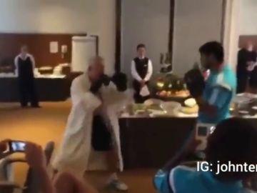 John Terry desvela una 'pelea' de boxeo entre Diego Costa y el masajista del Chelsea en 2015