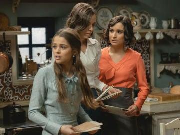 Las hermanas Solozábal descubren la mentira más dolorosa sobre su madre