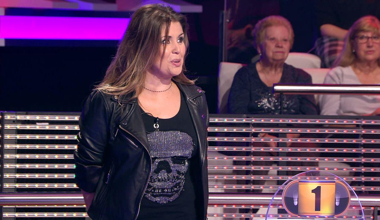 Cristina Ramos muestra en '¡Ahora caigo!' cómo suena ópera 'Carmen' de Bizet... ¡en chino!
