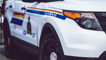 Coche de policía de Canadá