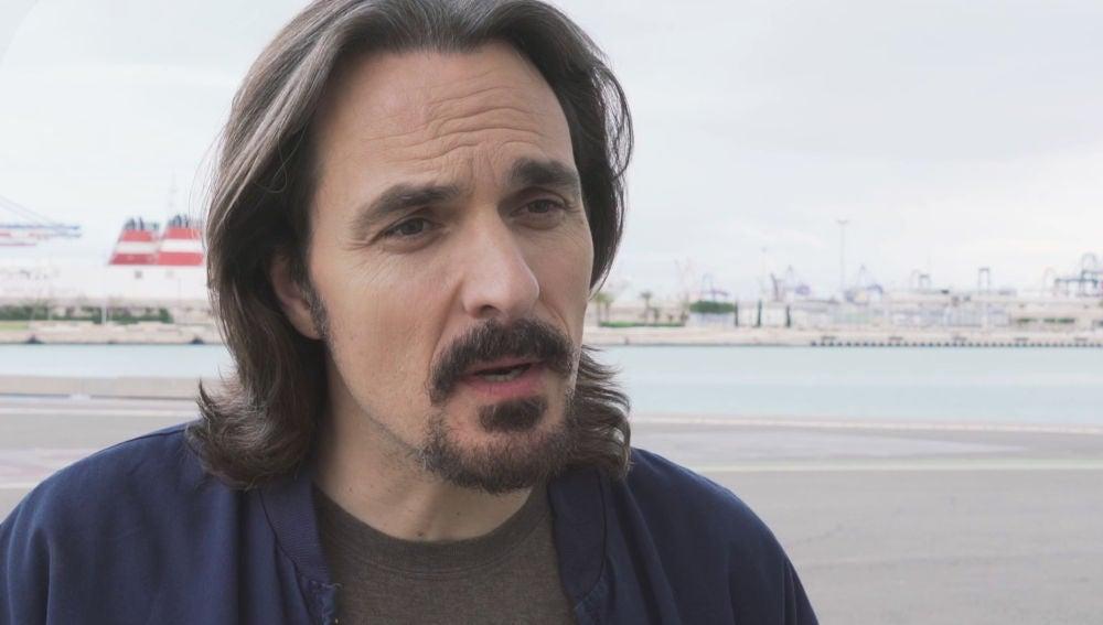"""Jordi Ballester: """"'Perdida' combina los elementos suficientes para que enganche desde el principio"""""""