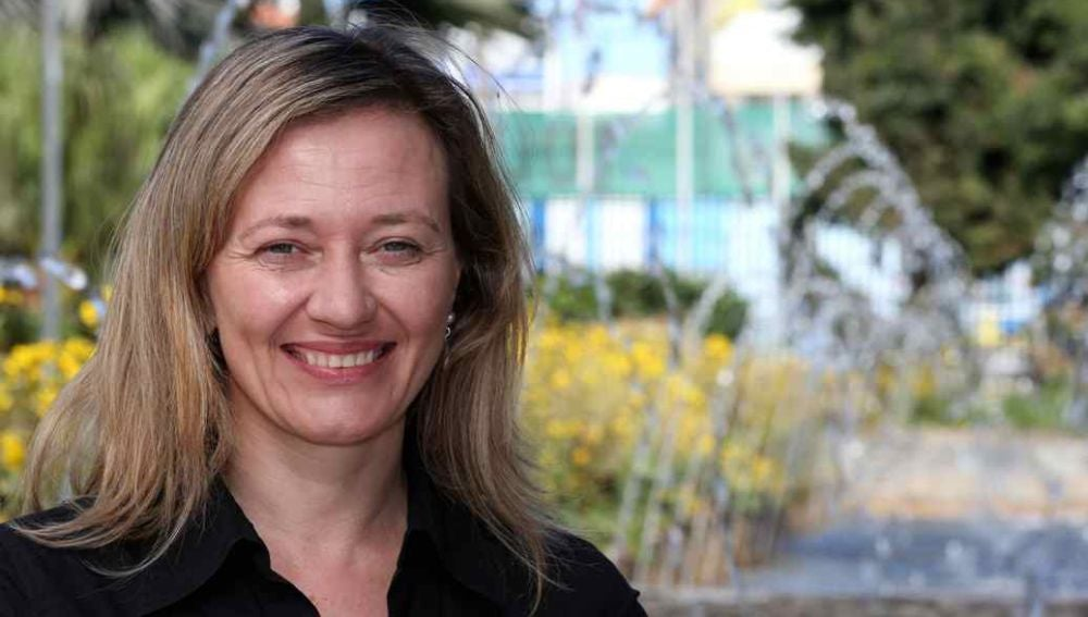 Victoria Rosell en una imagen de archivo