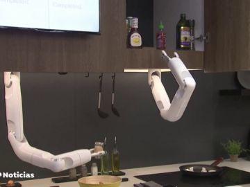 CES 2020: así son los robots que te hacen la compra o te ayudan a cocinar en la feria tecnológica más importante en Las Vegas