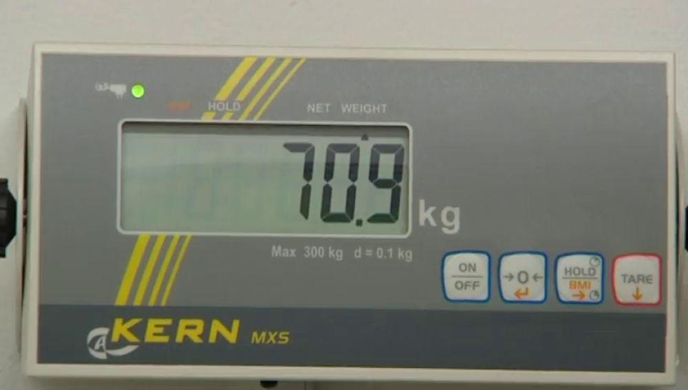 Los vecinos de Narón consiguen su reto y adelgazan 100.000 kilos