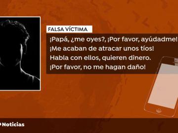 La Policía evita que una mujer pague en Madrid un rescate de 10.000 euros por un falso secuestro virtual