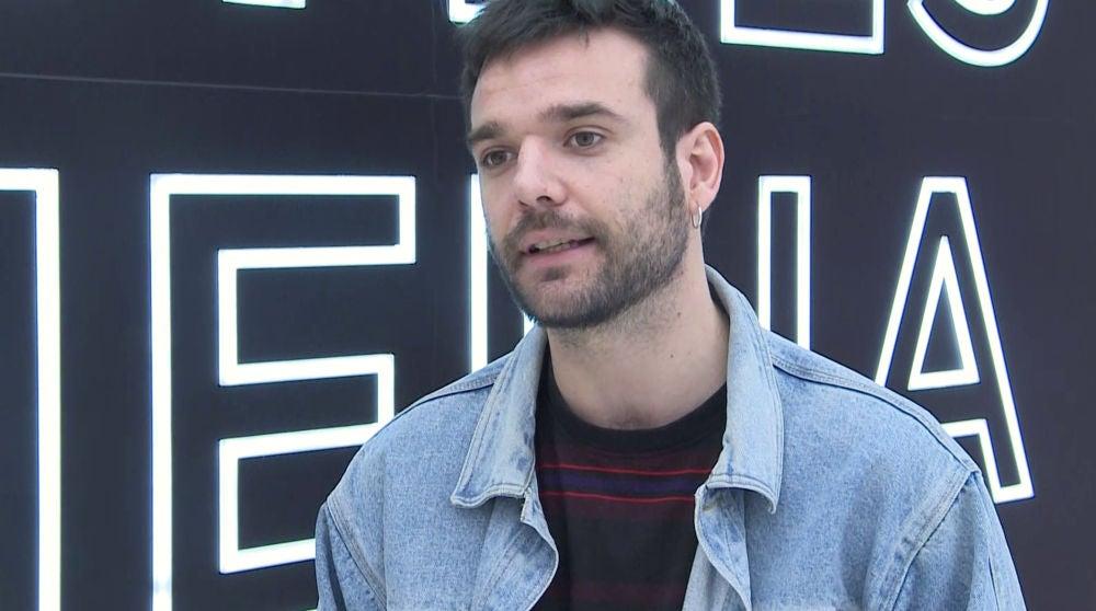 Jon Arias es Sebastián en 'Perdida'