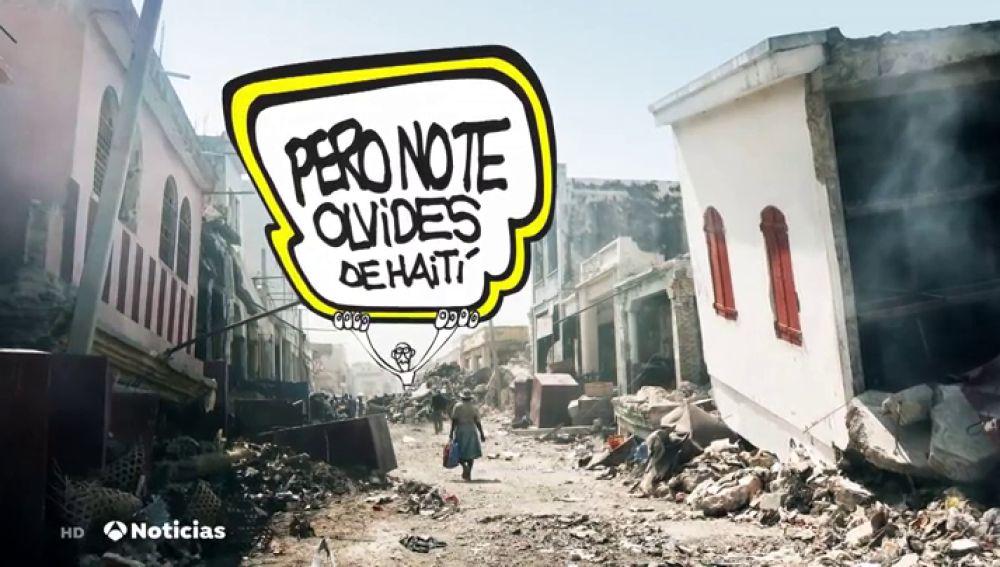 Se cumplen 10 años del terremoto interminable de Haití