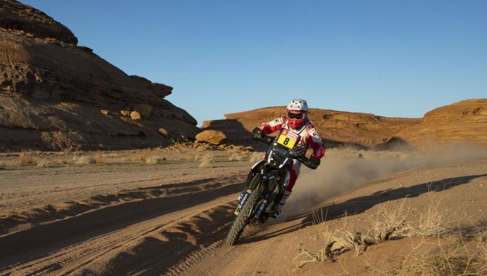 laSexta Deportes (12-01-20) Tragedia en el rally Dakar: muere el piloto Paulo Gonçalves tras sufrir una grave caída en su moto