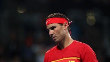 Rafa Nadal pierde ante Djokovic