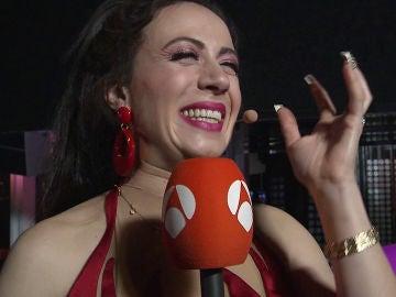 Los recuerdos invaden a María Villalón en su vuelta a 'Tu cara me suena'