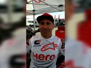 Las últimas palabras de Paulo Gonçalvez antes de su accidente