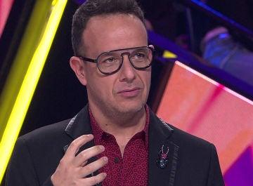 Àngel Llàcer emociona con sus palabras sobre Mónica Naranjo en su valoración a Cristina Ramos en 'Tu cara me suena'
