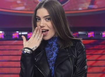 María Isabel, concursante de 'Tu cara me suena'