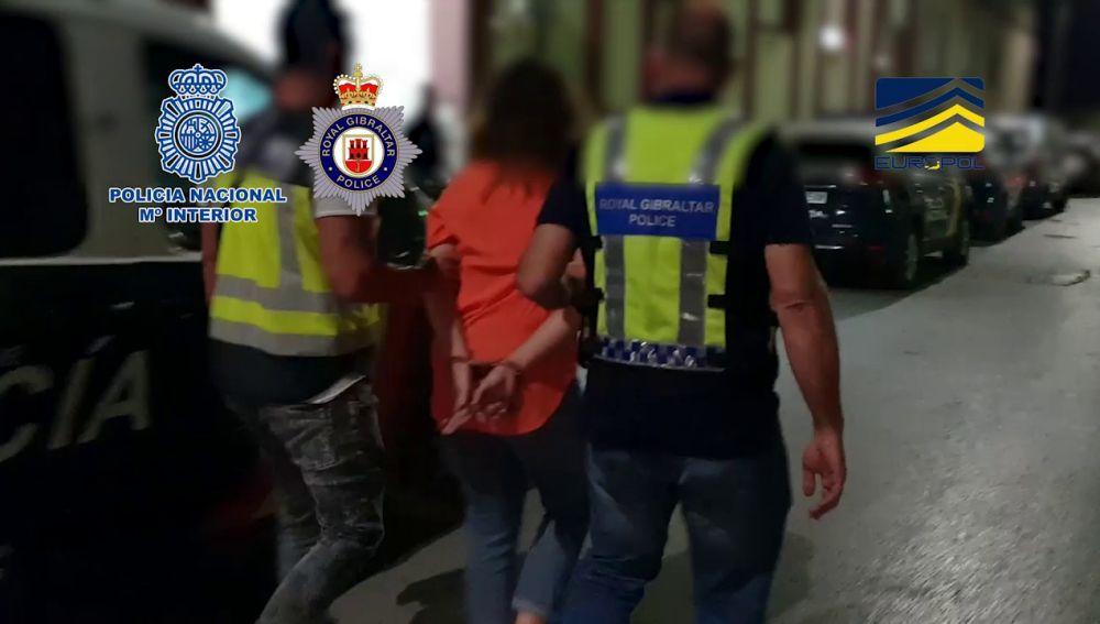 47 personas han sido detenidas por traficar con personas entre Gibraltar y España