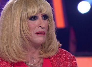 Mario Vaquerizo recibe el primer 'golpe' en 'Tu cara me suena'