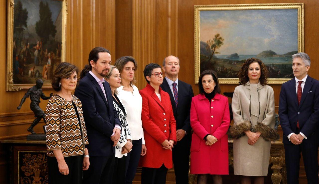 Ministros de Pedro Sánchez