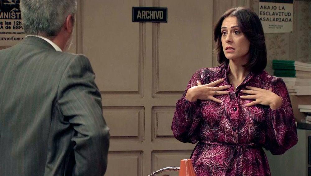 Cristina, enfadada por un ramo de novia para sorpresa de Lenin