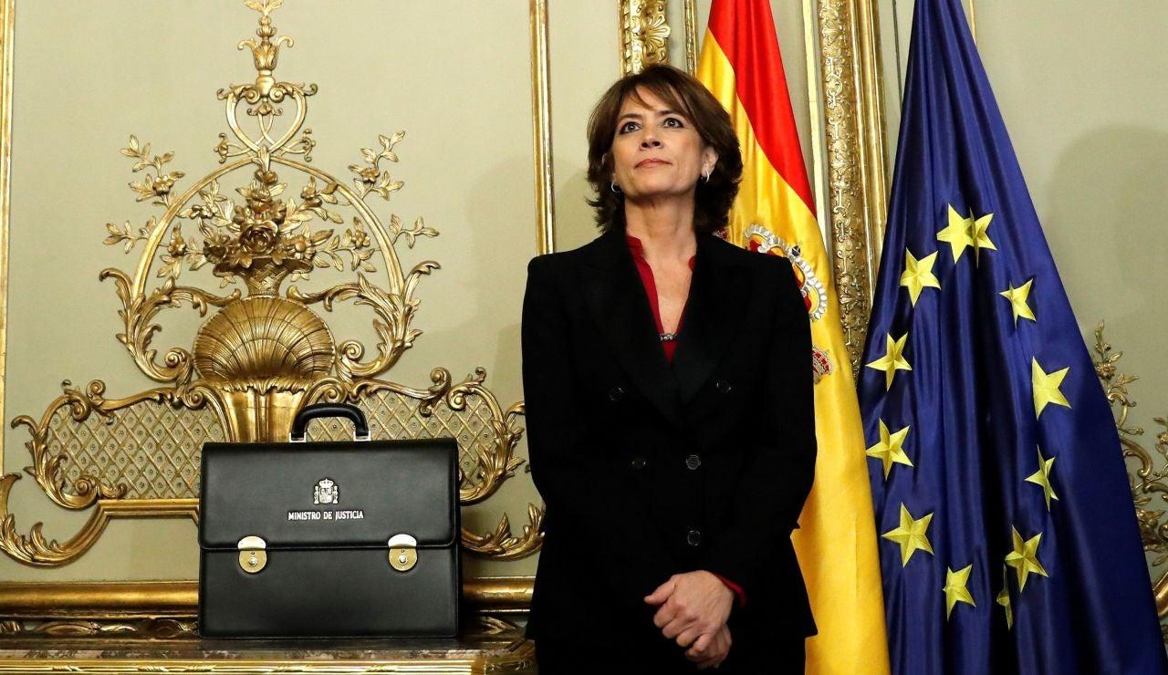 Dolores Delgado, exministra de Justicia