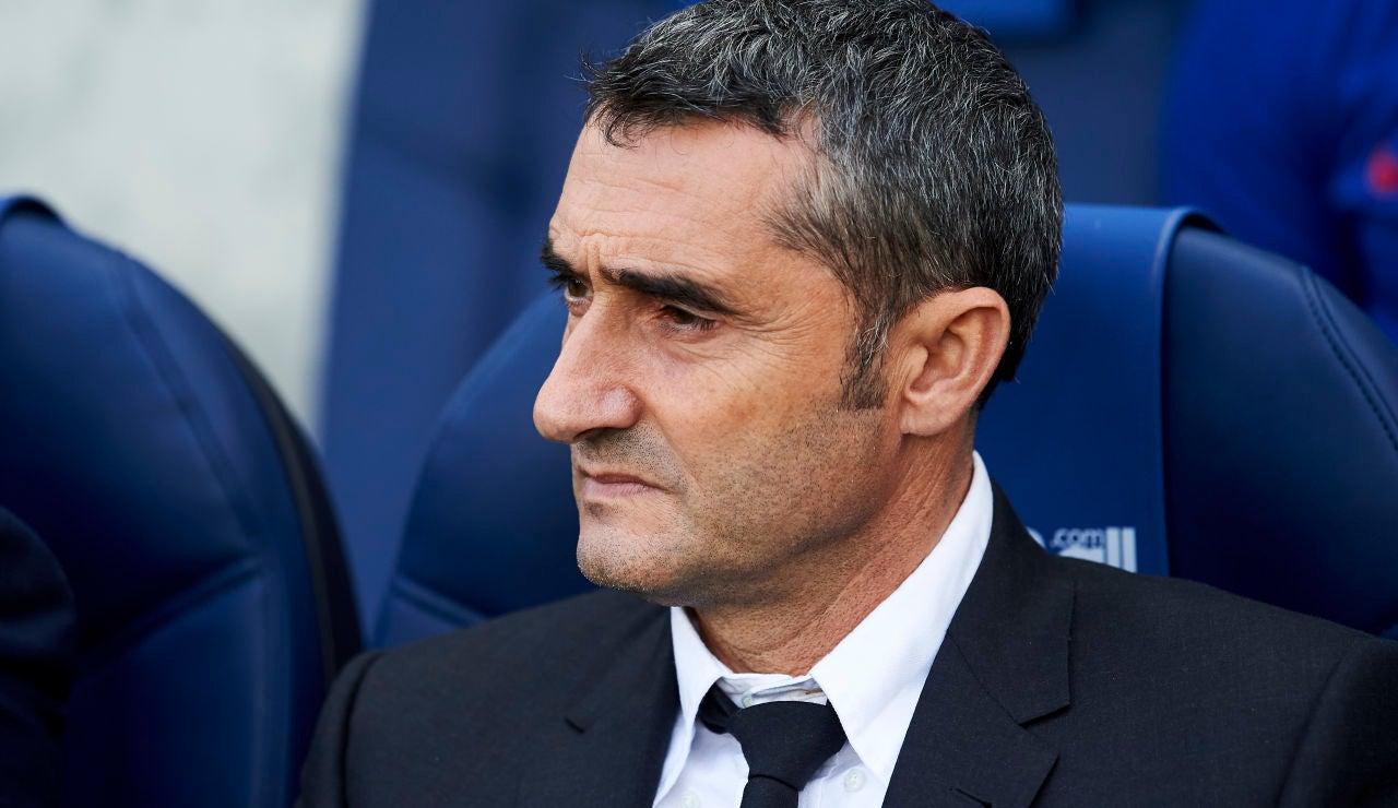 Vota, ¿debería el Barcelona destituir a Ernesto Valverde como entrenador?