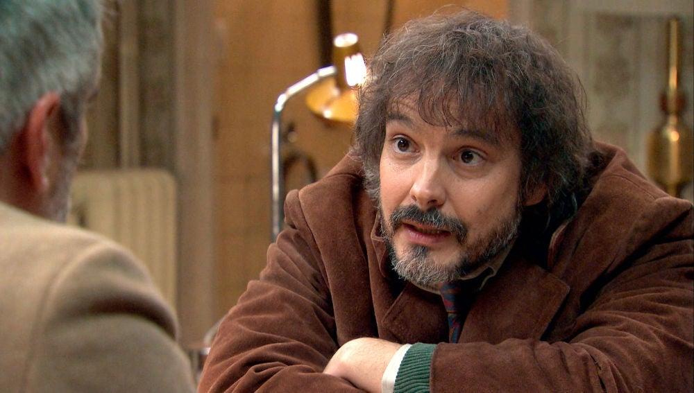 Guillermo advierte a Lenin sobre su relación con Cristina