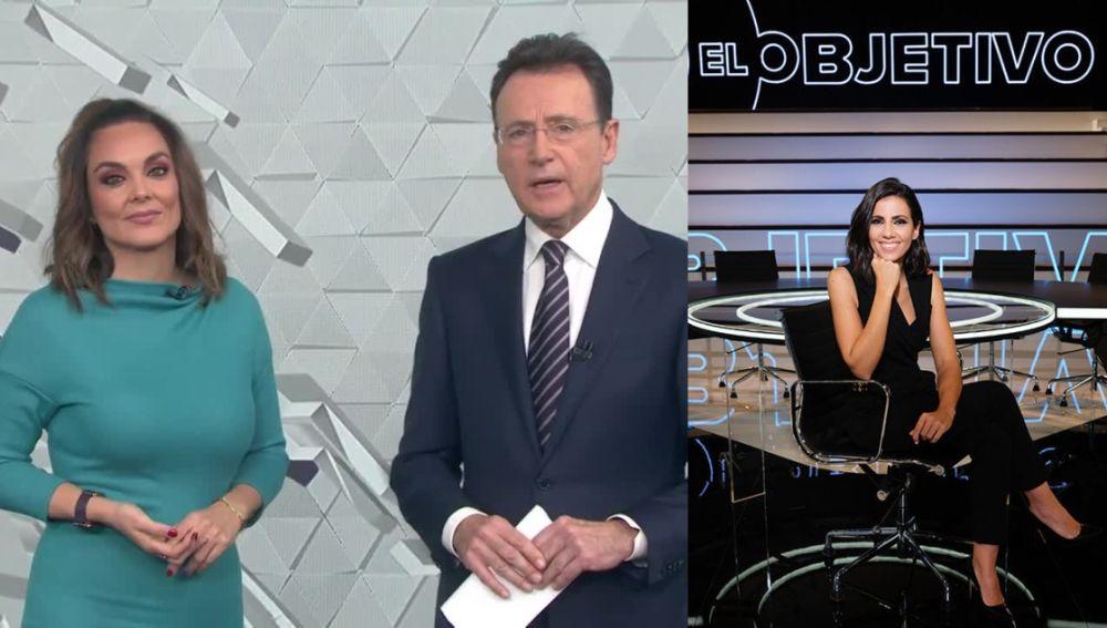 Antena 3 Noticias 1 Fin de Semana y 'El Objetivo de Ana Pastor'