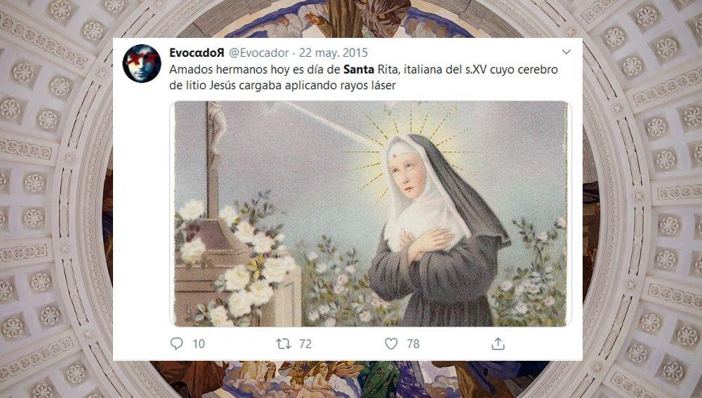 Santoral de @evocador