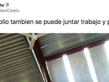 Twitter de @danicotelo