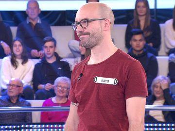 Rayo se queda sin más de 20.000 euros en el último suspiro en '¡Ahora caigo!'