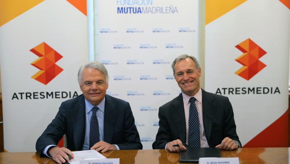 Renovación acuerdo Antena 3 y Fundación Mutua Madrileña