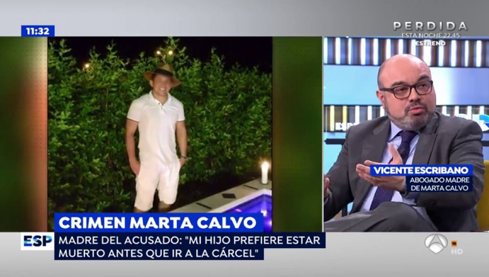 Hablan los abogados de la familia de Marta Calvo
