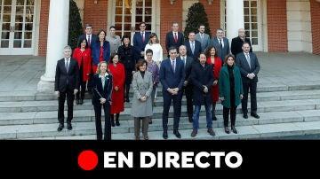 Consejo de ministros en directo