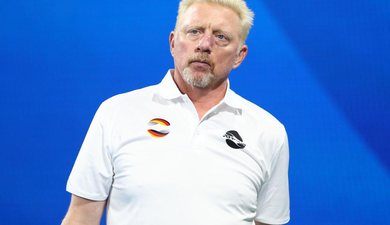 Boris Becker, mítico extenista alemán