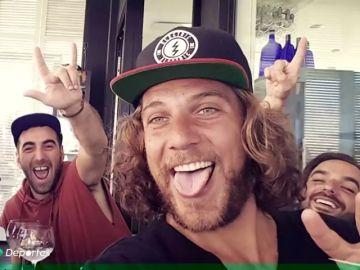 La emotiva carta de despedida de los amigos de Diego Bello, el surfista español asesinado en Filipinas