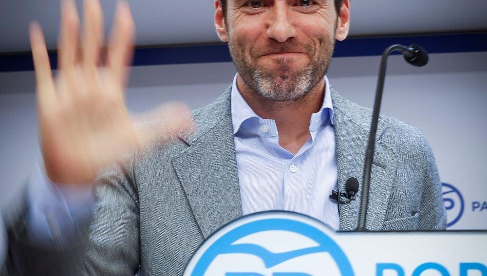 El presidente del PP de Gipuzcoa, Borja Sémper, abandona la política