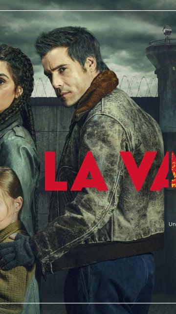 Descubre el cartel oficial y los posters de 'La Valla'