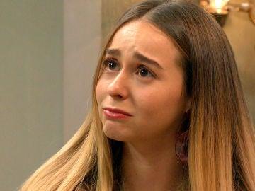 """Luisita se derrumba ante el rapapolvo de Marcelino: """"No puedo volver a despedirme de Amelia"""""""